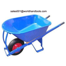 America Wooden Handle Wheel Barrow Wheelbarrow