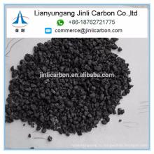 Китай Джинли углерода с 0.5% 1-5мм прокаленного нефтяного кокса прокаленного кокса углерода добавка