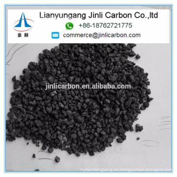 vender coque de petróleo grafitado / precio de coque de petróleo de grafito chino / precio de aditivo de carbono de grafito