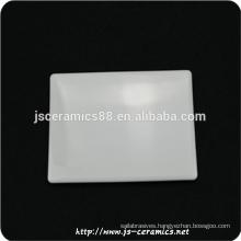 high hardness temperature resistance precise alumina ceramic manufactured in China