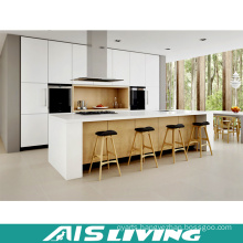 Classic Style Lacquer Veneer Kitchen Cabinets (AIS-K315)
