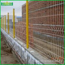 Alta calidad hecha en la especificación de la cerca del acoplamiento de alambre de China