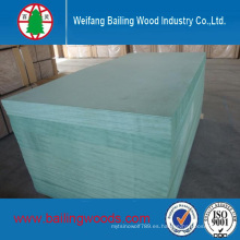 Hmr Green Color MDF Board Waterproof