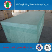 Hmr Green Color MDF Board Waterproof