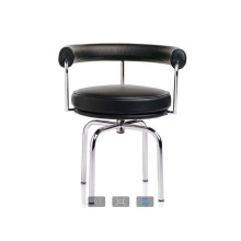 Le Corbusier LC7 Swivel Chair and Office Chair