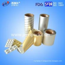 Rouleau de papier d'aluminium et feuille molle de formation d'aluminium d'Alu