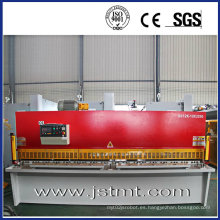 Máquina de corte de chapa metálica Nc con láser (QC12K-10X3200)