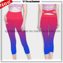fashion High Quality Custom Made colorful Women Yoga Pants