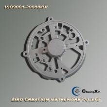 Piezas de fundición de aluminio del fabricante del bastidor para el alternador del camión
