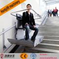 CE дешевый лифт для инвалидных колясок / agevolazioni per disabili / реечный лифт