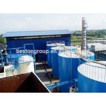 Máquina de destilación de aceite de neumático continuo de alto rendimiento de aceite con CE