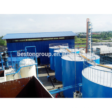 high oil yield continuous tyre oil distillation machine with CE