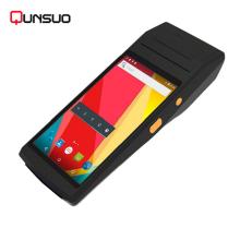Grand PDA industriel avec scanner de codes à barres de suivi GPS