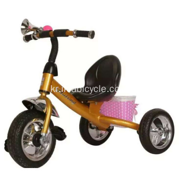 Colorful Strong Plastic Children Tricycle