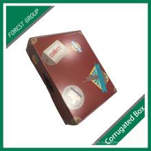 Бумажная коробка с индивидуальным обслуживанием