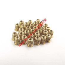 Mini-Tek Knurled Threaded Insert Nuts