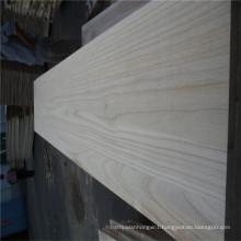Paulownia Edge Glued Wood Board Wakeboard