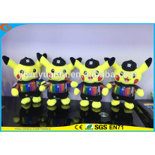 Charming Style High Quality Stuffed Animal Pokemon Go Plush Toy Camouflage Pikachu Doll