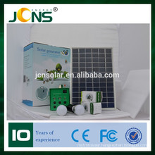 New Technology Portable Solar Kit for Outdoor Camping Home