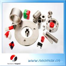 Kundenspezifische starke Spritzlackierung AlNiCo Magneten für heißen Verkauf