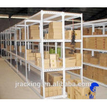 Hot light warehouses quality lightweight shelvings