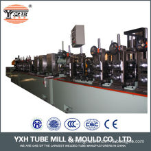 Cost-effective Straight seam thin carbon steel pipe machine India