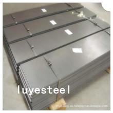 Hoja de aleación de níquel Incoloy aleación de placa de acero inoxidable 825