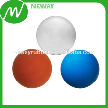 Colorful Customized Sizes Cheap White Rubber Ball