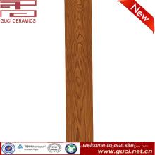 Impresión 3D 150x600mm aspecto de madera piso de cerámica y azulejo de la pared