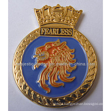 Customize Gold Plating & Soft Enamel Lapel Pin (MJ-PIN-150)