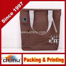 100% bolsa de algodón / bolsa de lona (910036)