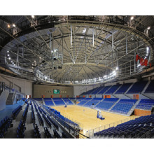 Сборная высококачественная стальная конструкция Пространственная рамка Гимназия