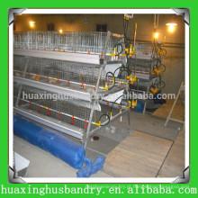 Maquinaria chinesa popular e de boa qualidade para criação de galinhas