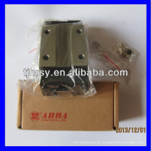 Trilho e bloco linear ABBA original BRH45C / BRH45CL