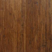 Beau sol en bambou antique tissé