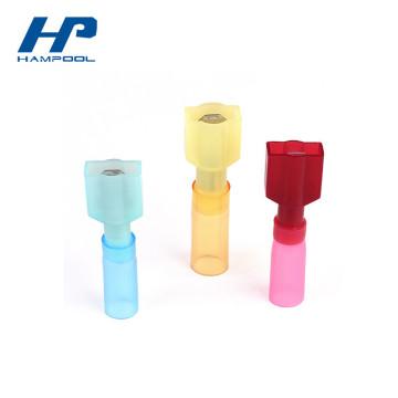 HDPE Shrink Tubing mit Nylon isoliert Tab / Push-On Terminal Schrumpfterminal schrumpffähigen Terminal Stoßverbinder