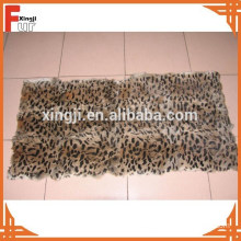 Chinese Hare Rabit Printed Rabbit Fur