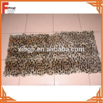 Chinesischer Hase Rabit Printed Rabbit Fur