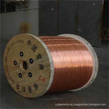 Cable de alimentación de 0.10mm-4.0mm Cable de acero revestido de cobre CCS