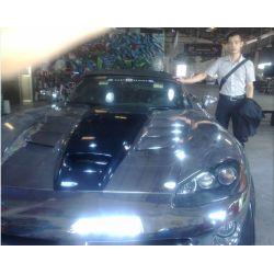 Chrome Auto Aerosol Spray Car Paint