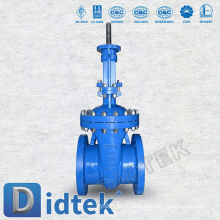 Válvula de compuerta de vástago WCT de Didtek