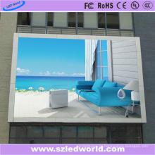 P10 farbenreiche LED Videowand im Freien für die Werbung