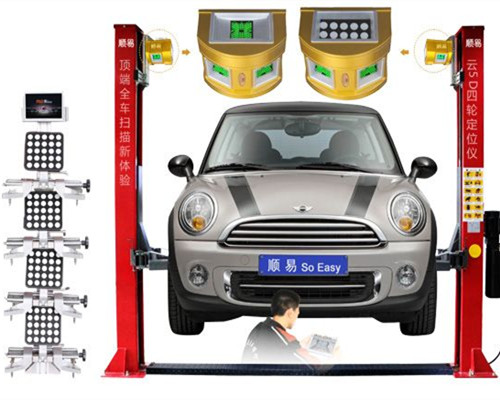 Wheel Alignment 618a