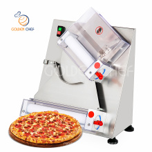 High Quality Stainless Steel Electric Pizza Dough Roller/Dough Sheeter and Cutting Machine