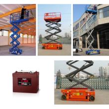 Mobile hydraulic scissor lift hydraulic  platform