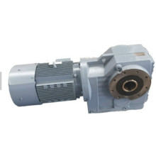 K Series Helical Bevel Gearbox Worm Reducer