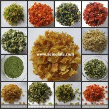 Hortalizas deshidratadas hortalizas secas de buena calidad