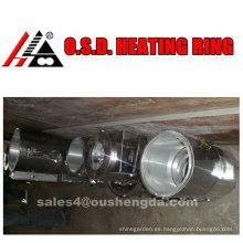 calentador de aluminio fundido / calentadores de aluminio para máquina extrusora