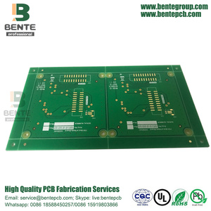 2 Layers ENIG 3U Prototype PCB With Low Cost