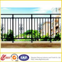 Customized Wrought Iron Railing/Iron Balcony Railing